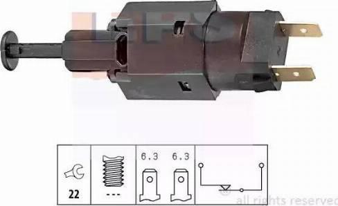 EPS 1.810.050 - Выключатель фонаря сигнала торможения avtodrive.by