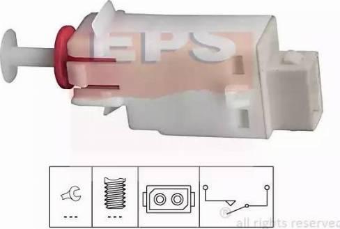 EPS 1.810.123 - Выключатель, привод сцепления (Tempomat) avtodrive.by