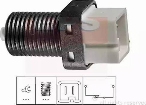 EPS 1.810.217 - Выключатель, привод сцепления (Tempomat) avtodrive.by