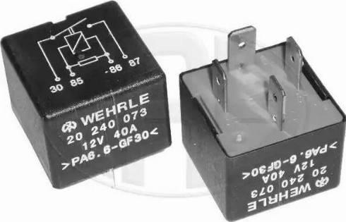 ERA 661022 - Реле, продольный наклон шкворня вентилятора avtodrive.by