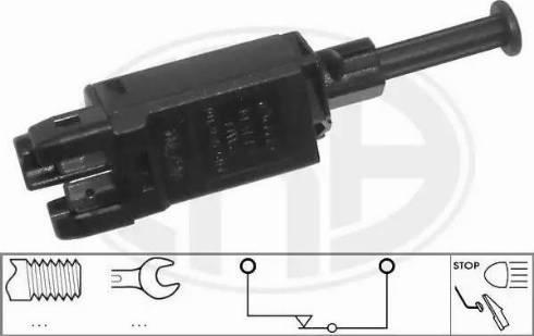 ERA 330440 - Выключатель фонаря сигнала торможения avtodrive.by