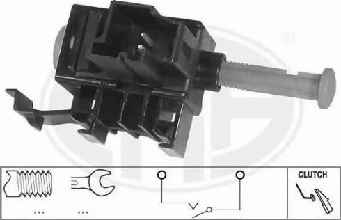 ERA 330733 - Выключатель, привод сцепления (Tempomat) avtodrive.by