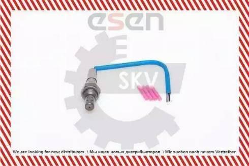 Esen SKV 09SKV904 - Лямбда-зонд, датчик кислорода avtodrive.by