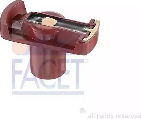 FACET 3.7573/21RS - Бегунок распределителя зажигания avtodrive.by