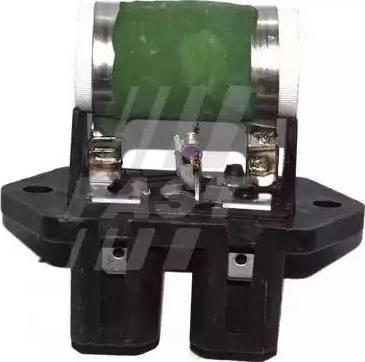 Fast FT59201 - Дополнительный резистор, электромотор - вентилятор радиатора avtodrive.by