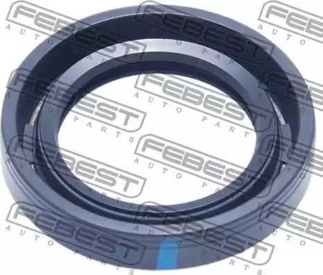 Febest 95GAY-30450808X - Уплотнительное кольцо вала, приводной вал avtodrive.by