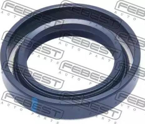 Febest 95GAY-29430808X - Уплотнительное кольцо вала, приводной вал avtodrive.by