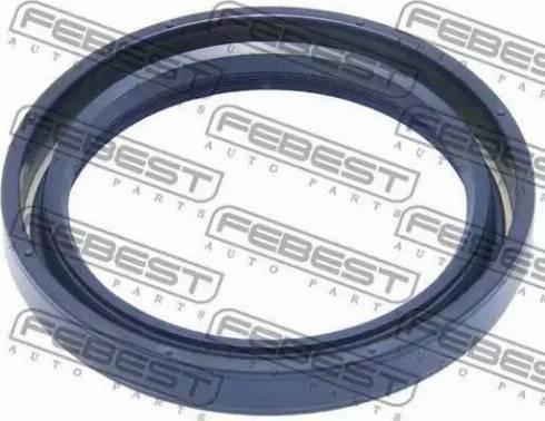Febest 95GBY-48620808L - Уплотнительное кольцо вала, приводной вал avtodrive.by