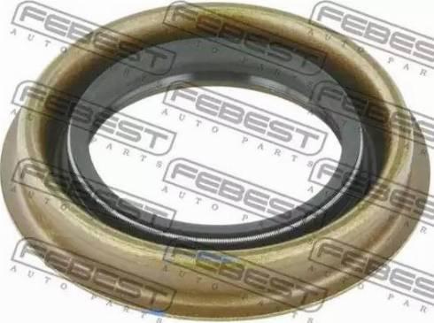 Febest 95GDW-41610813R - Уплотнительное кольцо вала, приводной вал avtodrive.by