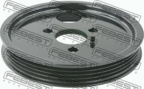 Febest FDDS-TT9 - Ременный шкив, насос гидроусилителя avtodrive.by