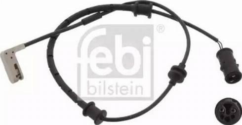 Febi Bilstein 02918 - Сигнализатор, износ тормозных колодок avtodrive.by