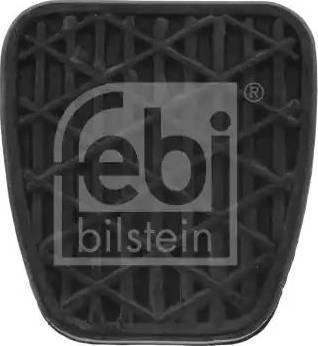 Febi Bilstein 07532 - Накладка на педаль, педаль сцепления avtodrive.by