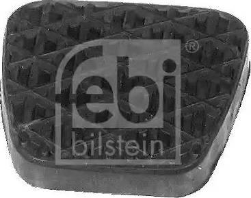 Febi Bilstein 07615 - Накладка на педаль, педаль сцепления avtodrive.by