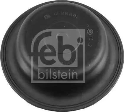 Febi Bilstein 07101 - Мембрана, мембранный тормозной цилиндр avtodrive.by