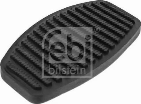 Febi Bilstein 12833 - Накладка на педаль, педаль сцепления avtodrive.by