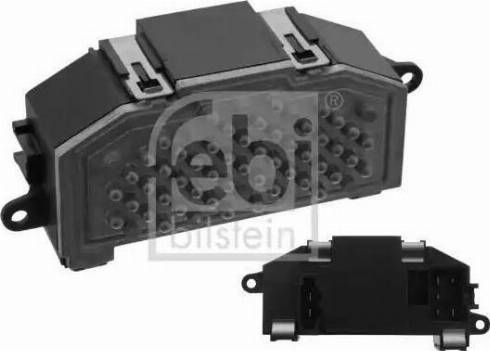 Febi Bilstein 39753 - Блок управления, отопление / вентиляция avtodrive.by