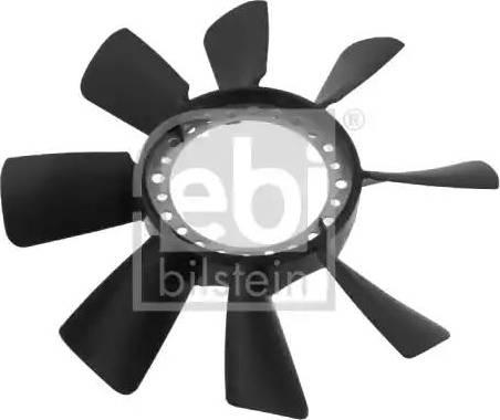 Febi Bilstein 34466 - Крыльчатка вентилятора, охлаждение двигателя avtodrive.by
