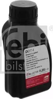 Febi Bilstein 26746 - Тормозная жидкость avtodrive.by