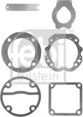 Febi Bilstein 21054 - Комплект прокладок, вентиль ламелей avtodrive.by