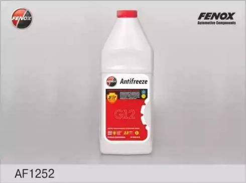 Fenox AF1252 - Антифриз avtodrive.by