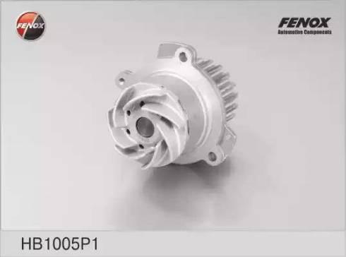 Fenox HB1005P1 - Водяной насос avtodrive.by