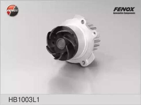 Fenox HB1003L1 - Водяной насос avtodrive.by