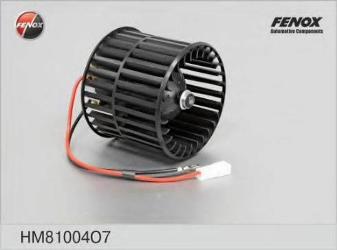 Fenox HM81004O7 - Вентилятор, охлаждение двигателя avtodrive.by
