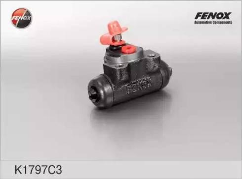 Fenox K1797C3 - Колесный тормозной цилиндр avtodrive.by