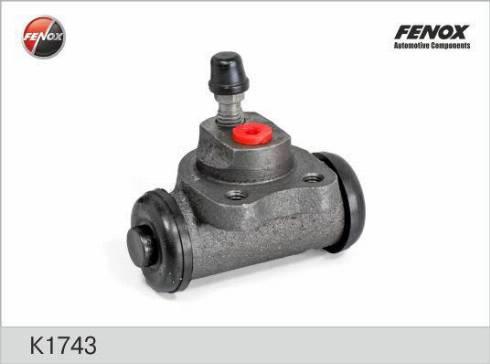 Fenox K1743 - Колесный тормозной цилиндр avtodrive.by