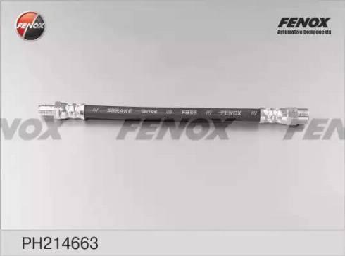 Fenox PH214663 - Тормозной шланг avtodrive.by