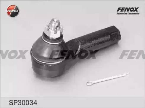 Fenox SP30034 - Наконечник рулевой тяги, шарнир avtodrive.by