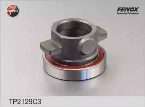 Fenox TP2129C3 - Нажимной диск сцепления avtodrive.by