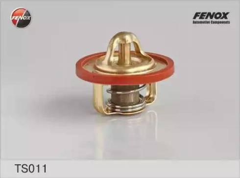 Fenox TS011 - Термостат, охлаждающая жидкость avtodrive.by