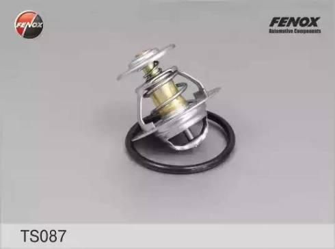 Fenox TS087 - Термостат, охлаждающая жидкость avtodrive.by