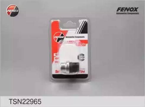 Fenox TSN22965 - Датчик, температура охлаждающей жидкости avtodrive.by