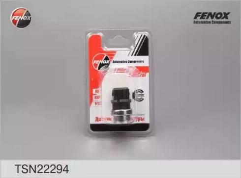 Fenox TSN22294 - Датчик, температура охлаждающей жидкости avtodrive.by