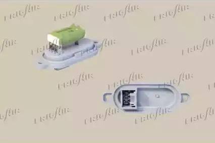 Frigair 35.10012 - Сопротивление, реле, вентилятор салона avtodrive.by