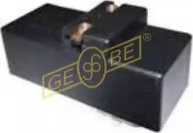 Gebe 9 9033 1 - Реле, продольный наклон шкворня вентилятора avtodrive.by