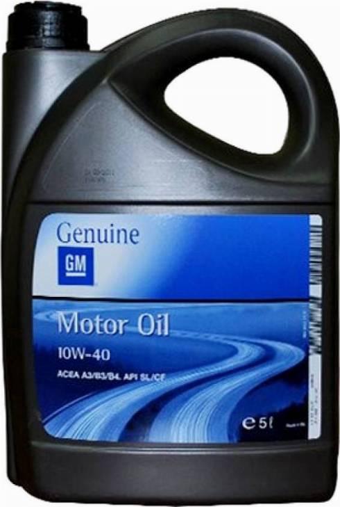 General Motors 1942046 - Моторное масло avtodrive.by