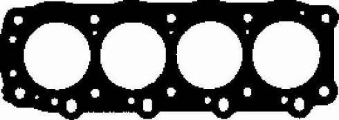 Glaser H50081-00 - Прокладка, головка цилиндра avtodrive.by