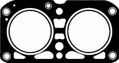 Glaser H06779-00 - Прокладка, головка цилиндра avtodrive.by