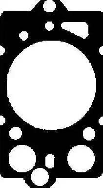 Glaser H26780-20 - Прокладка, головка цилиндра avtodrive.by