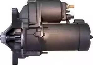 HC-Parts CS566 - Стартер avtodrive.by
