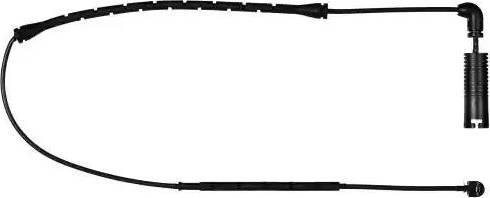 HELLA 8DK 355 250-451 - Сигнализатор, износ тормозных колодок avtodrive.by