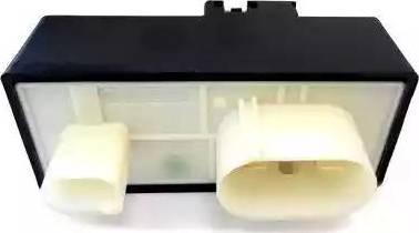 Hoffer H73240145 - Реле, продольный наклон шкворня вентилятора avtodrive.by