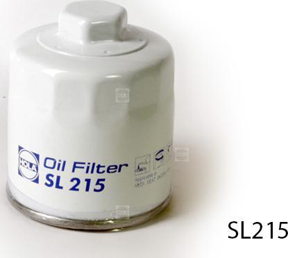 Hola SL215 - Масляный фильтр avtodrive.by