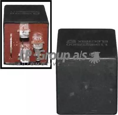 JP Group 1199207800 - Реле, интервал включения стеклоочистителя avtodrive.by
