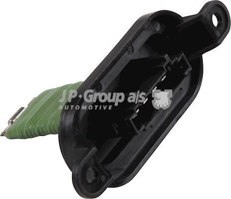 JP Group 1196851300 - Сопротивление, реле, вентилятор салона avtodrive.by