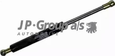 JP Group 1181200100 - Газовая пружина, крышка багажник avtodrive.by
