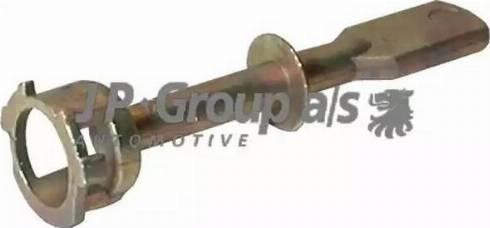 JP Group 1187150900 - Система управления ручки двери avtodrive.by